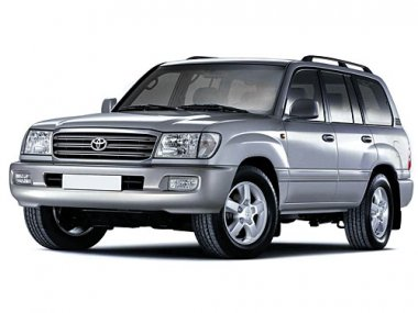 Toyota Land Cruiser  105 GX  мех. КП